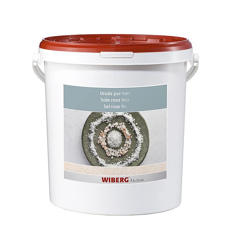 Wiberg Ursalz pur fein - 10 kg - Eimer