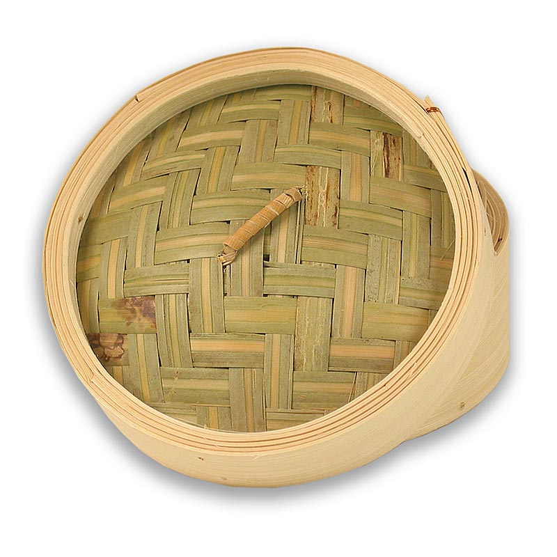 Deckel für Bambusdämpfer, ø 13 cm aussen, ø 11 cm innen, 5 inch - 1 St - Lose