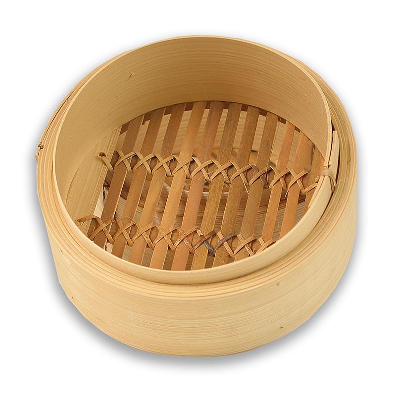 Unterteil Bambusdämpfer, 17 cm aussen, 15 cm innen, 6,5inch - 1 St - Lose