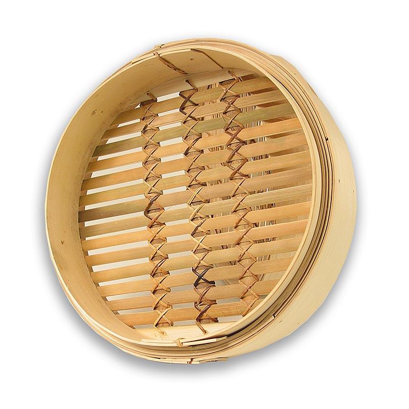 Unterteil Bambusdämpfer, 30 cm aussen, 28 cm innen, 12 inch - 1 St - Lose
