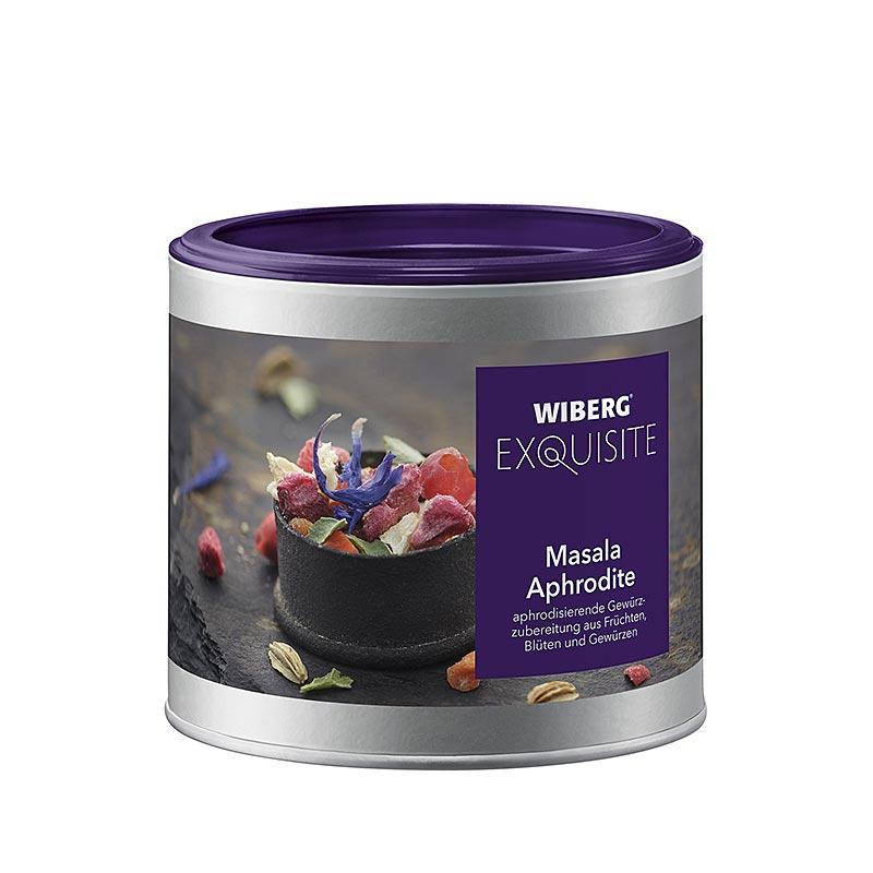 Wiberg Exquisite Masala Aphrodite, Gewürzzubereitung - 110 g - Aromabox