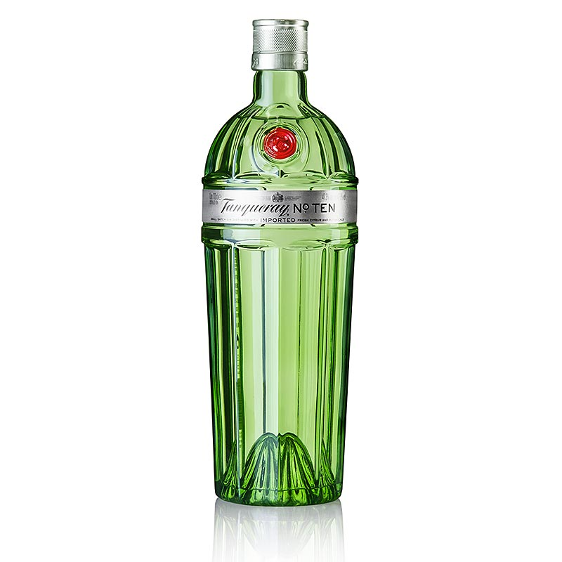 Tanqueray, No.Ten London Dry Gin, 47,3 % vol. - 1 l - Flasche