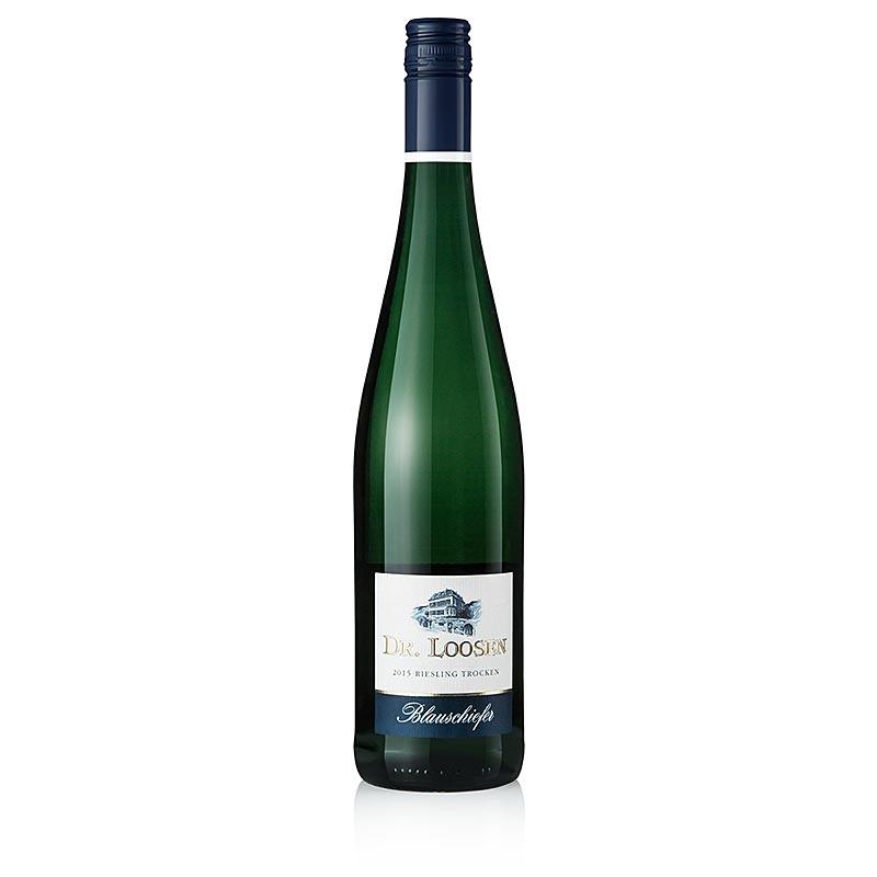 2015er Blauschiefer Riesling, trocken, 12% vol., Dr. Loosen - 750 ml - Flasche