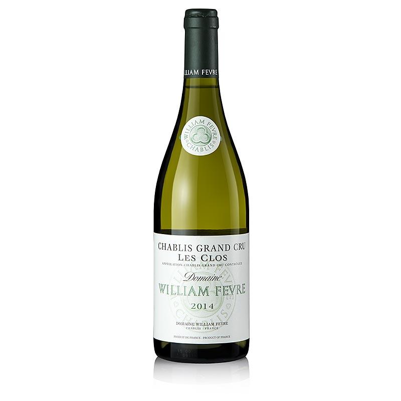 2014er Chablis Grand Cru Les Clos,trocken, 12,5% vol., William Fevre - 750 ml - Flasche