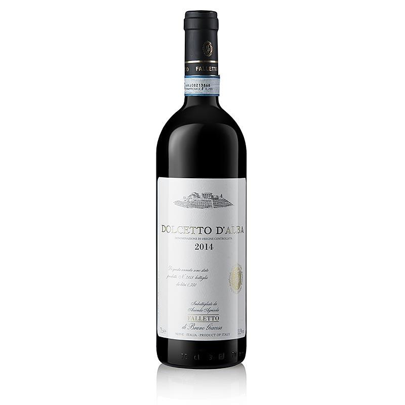 2014er Dolcetto dAlba, trocken, 13,5% vol., Bruno Giacosa - 750 ml - Flasche