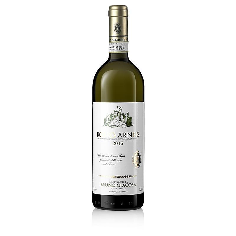 2015er Roero Arneis, trocken, 13,5% vol., Bruno Giacosa - 750 ml - Flasche