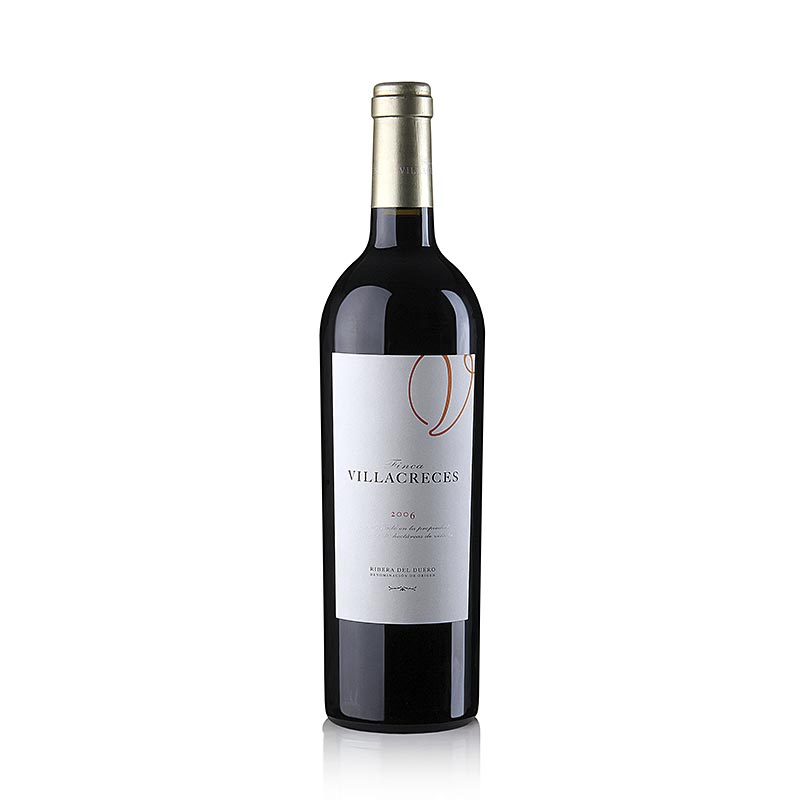 2008er Ribera del Duero, Cuvee, 14% vol., Barrique, Finca Villacreces - 750 ml - Flasche