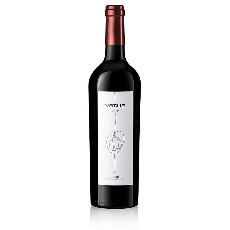 2010er Vetus, Tempranillo, Barrique, trocken, 14,5% vol., Bodega Vetus - 750 ml - Flasche